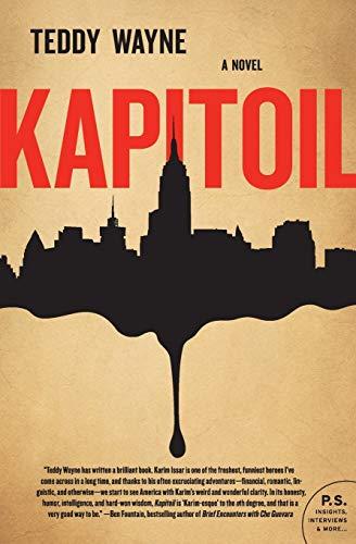 9780061873218: Kapitoil: A Novel