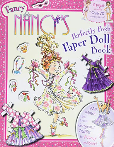 9780061873287: Fancy Nancy's Perfectly Posh Paper Doll Book