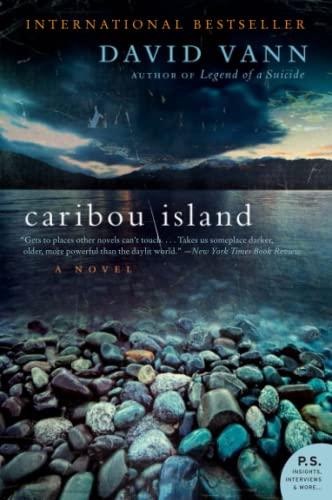 9780061875731: Caribou Island: A Novel
