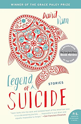 9780061875847: Legend of a Suicide: Stories