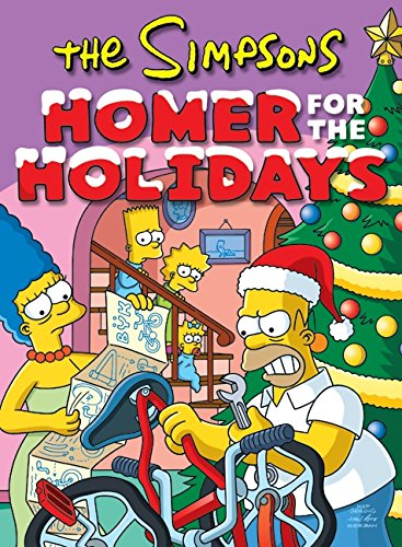 9780061876738: The Simpsons Homer for the Holidays (Simpsons Comic Compilations)
