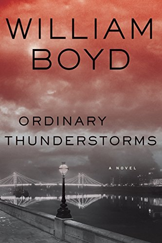 9780061876745: Ordinary Thunderstorms: A Novel
