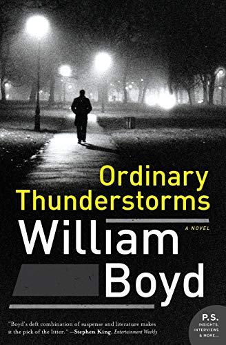 9780061876752: Ordinary Thunderstorms: A Novel