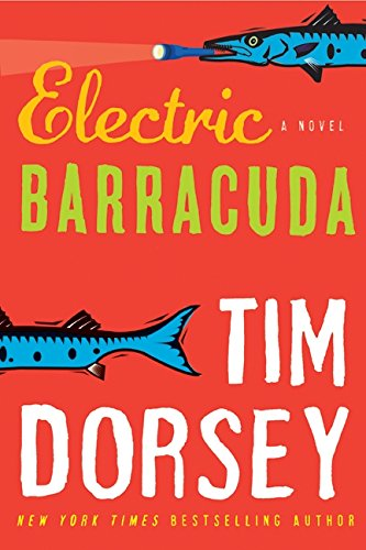 9780061876899: Electric Barracuda: A Novel (Serge Storms)