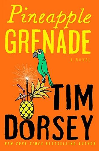 9780061876905: Pineapple Grenade: A Novel (Serge Storms)