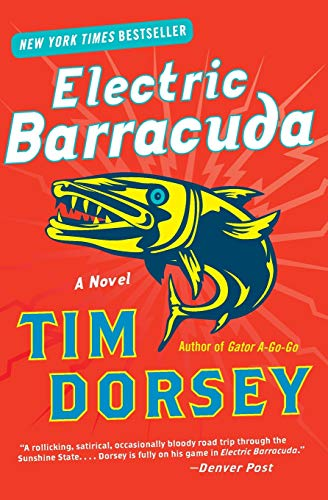 9780061876912: Electric Barracuda: A Novel (Serge Storms)