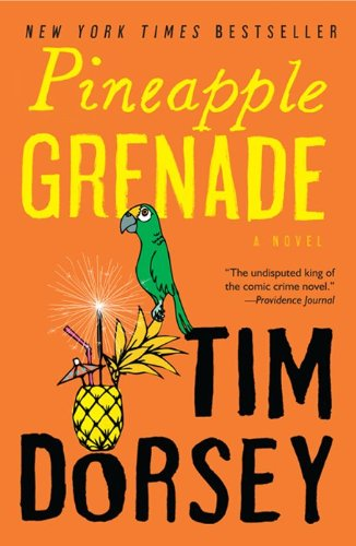 9780061876936: Pineapple Grenade: A Novel (Serge Storms)