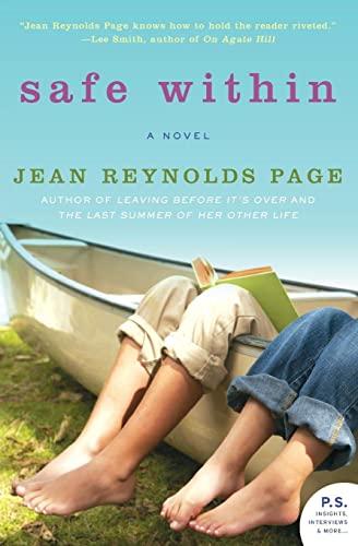 9780061876943: Safe Within: A Novel