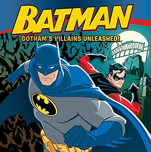 Batman Classic: Gotham's Villains Unleashed!: Sazaklis, John