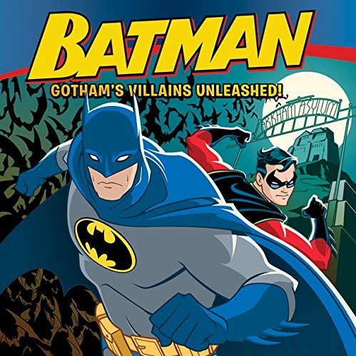 9780061878565: Batman Classic: Gotham's Villains Unleashed!