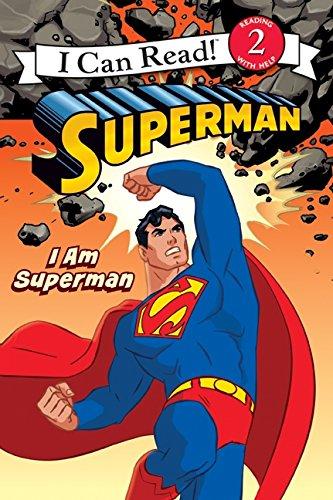9780061878572: Superman Classic: I Am Superman (I Can Read. Level 2)