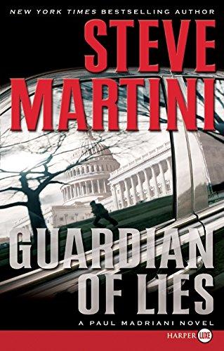 9780061881404: Guardian of Lies LP: A Paul Madriani Novel (Paul Madriani Novels)
