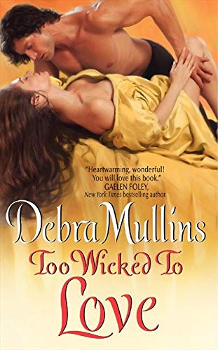 9780061882500: Too Wicked to Love (The Brides of Nevarton Chase)