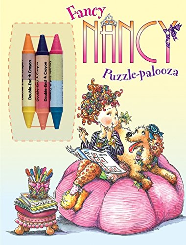 Fancy Nancy: Puzzle-palooza (0061882674) by Jane O'Connor