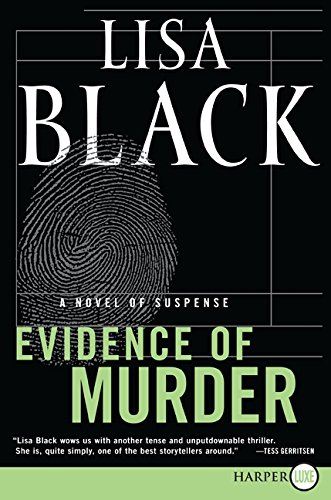 9780061883958: Evidence of Murder: A Novel of Suspense (Theresa MacLean Novels)