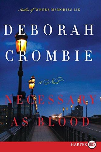 9780061885013: Necessary as Blood LP (Duncan Kincaid/Gemma James Novels)