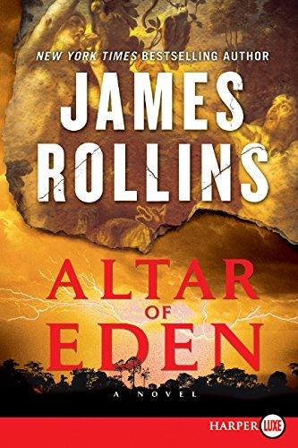 9780061885044: Altar of Eden