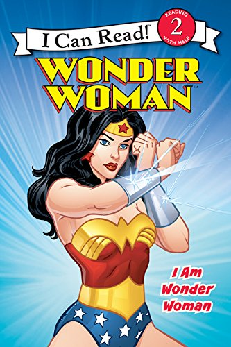 9780061885174: Wonder Woman Classic: I Am Wonder Woman (I Can Read Book 2)