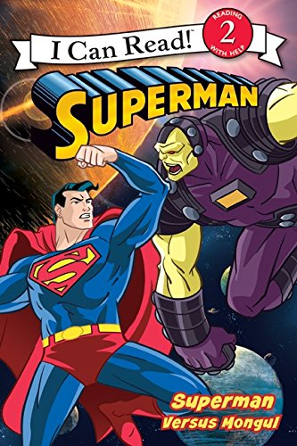9780061885181: Superman Versus Mongul (I Can Read Books: Level 2)