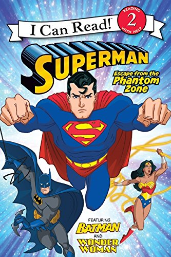 9780061885198: Superman: Escape from the Phantom Zone (I Can Read Books: Level 2)