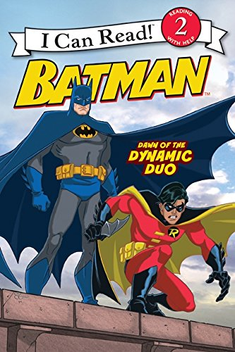 9780061885204: Batman Classic: Dawn of the Dynamic Duo (I Can Read Level 2)