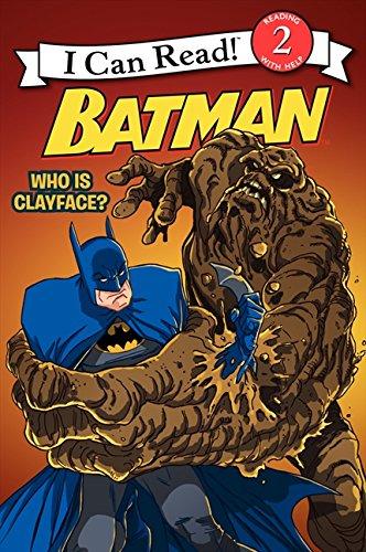 Who Is Clayface?: Donald B Lemke