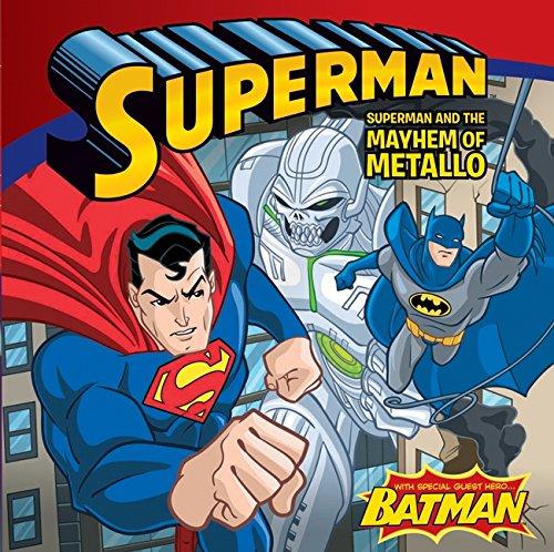 9780061885297: Superman and the Mayhem of Metallo (Superman (Harper))