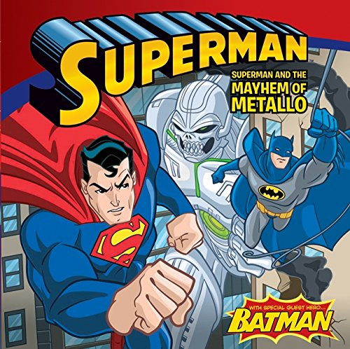 9780061885297: Superman Classic: Superman and the Mayhem of Metallo