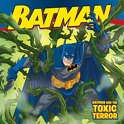 9780061885303: Batman and the Toxic Terror (Batman (Harper Festival))