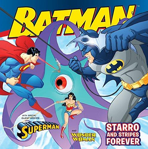 9780061885310: Starro and Stripes Forever (Batman (Harper Festival))