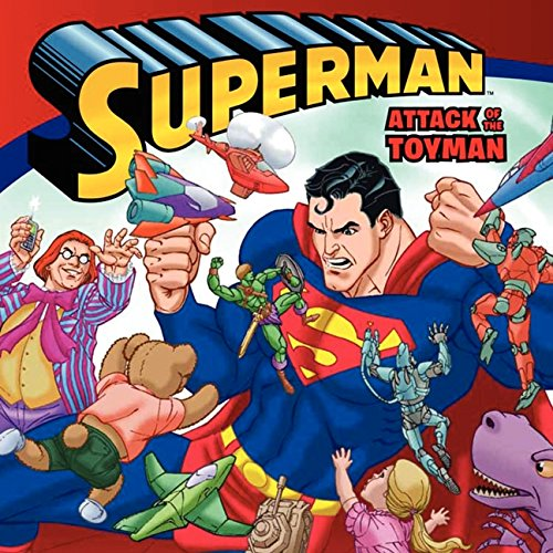 9780061885358: Superman Classic: Attack of the Toyman