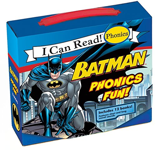 9780061885426: Batman Classic: Batman Phonics Fun (My First I Can Read)