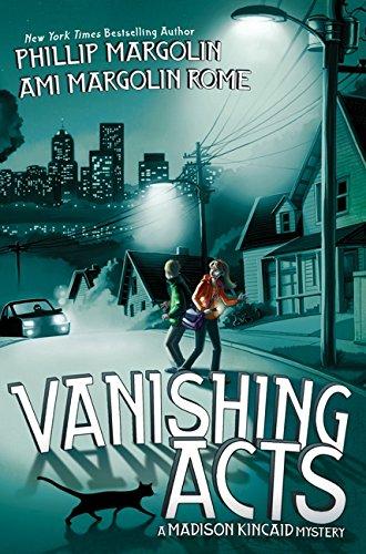 9780061885563: Vanishing Acts (Madison Kincaid Mysteries)