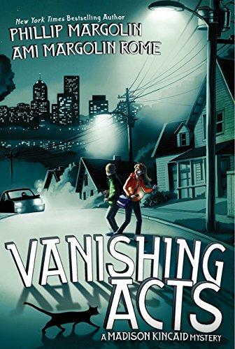9780061885587: Vanishing Acts (Madison Kincaid Mystery)