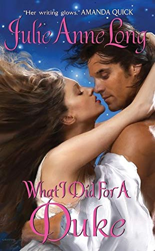 9780061885686: What I Did For a Duke: Pennyroyal Green Series
