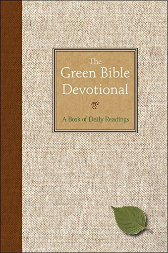 9780061885853: The Green Bible Devotional: A Book of Daily Readings