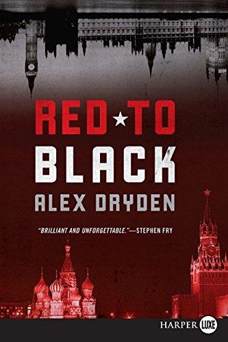 9780061885938: Red to Black (Anna Rensikov)