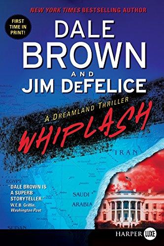 9780061886065: Whiplash: A Dreamland Thriller