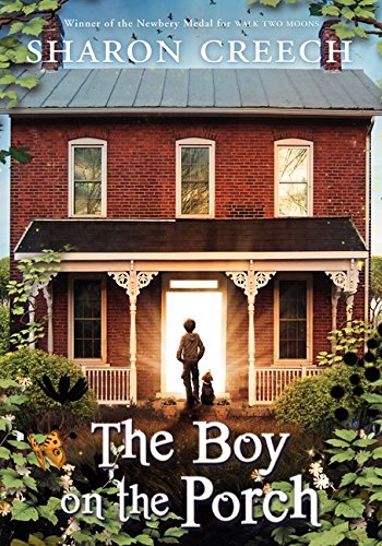 9780061892356: The Boy on the Porch