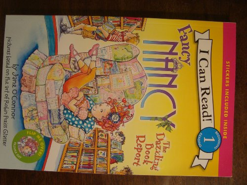 9780061893889: Fancy Nancy Pajama Day/The dazzling book Report (doulbe book)