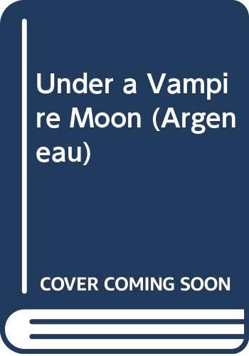 9780061894640: Under a Vampire Moon