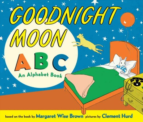 9780061894909: Goodnight Moon ABC Board Book: An Alphabet Book