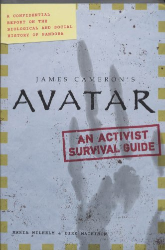 9780061896750: Avatar: A Confidential Report on the Biological and Social History of Pandora (James Cameron's Avatar)