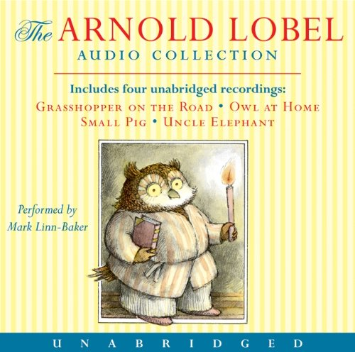 9780061899690: Arnold Lobel Audio Collection CD