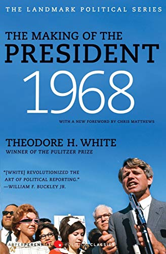 9780061900648: The Making of the President 1968 (Landmark Political)