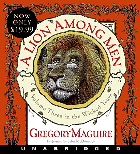 9780061906206: A Lion Among Men Low Price CD: Volume Three in the Wicked Years: 3