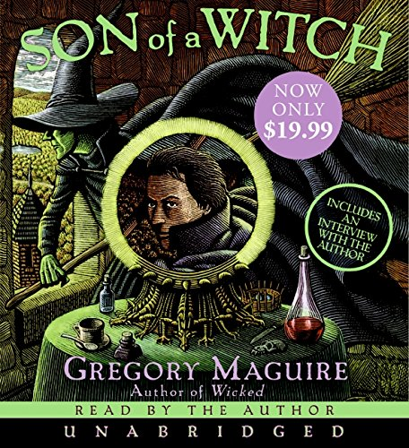 9780061906213: Son of a Witch Low Price CD: A Novel (Wicked Years)