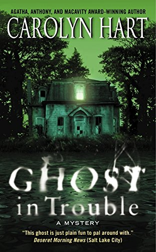 9780061915024: Ghost in Trouble (Bailey Ruth)