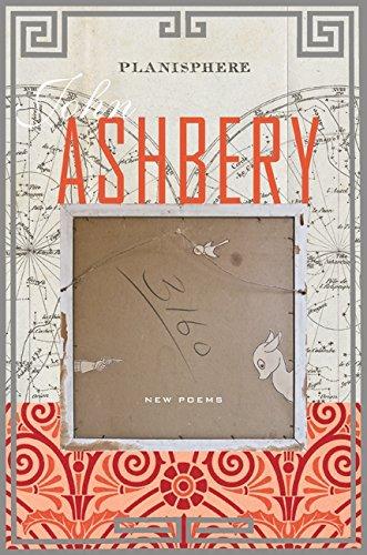 Planisphere. [Signed by John Ashbery].: Ashbery, John.