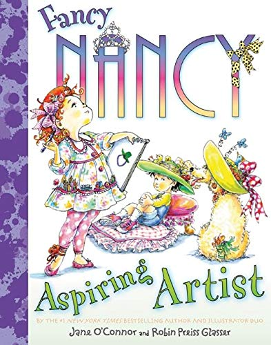 9780061915260: Fancy Nancy: Aspiring Artist